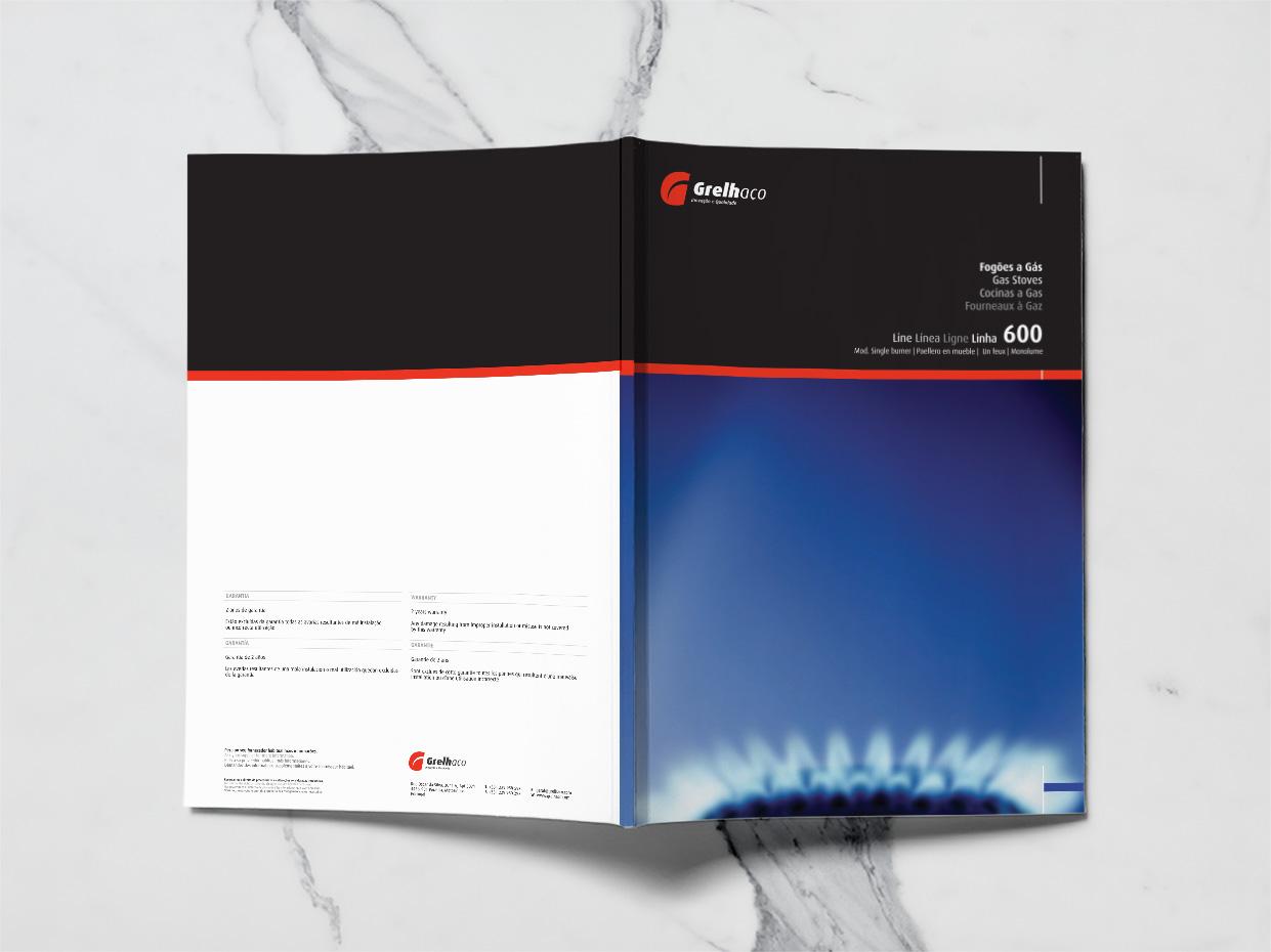 Catálogo de Produtos A4