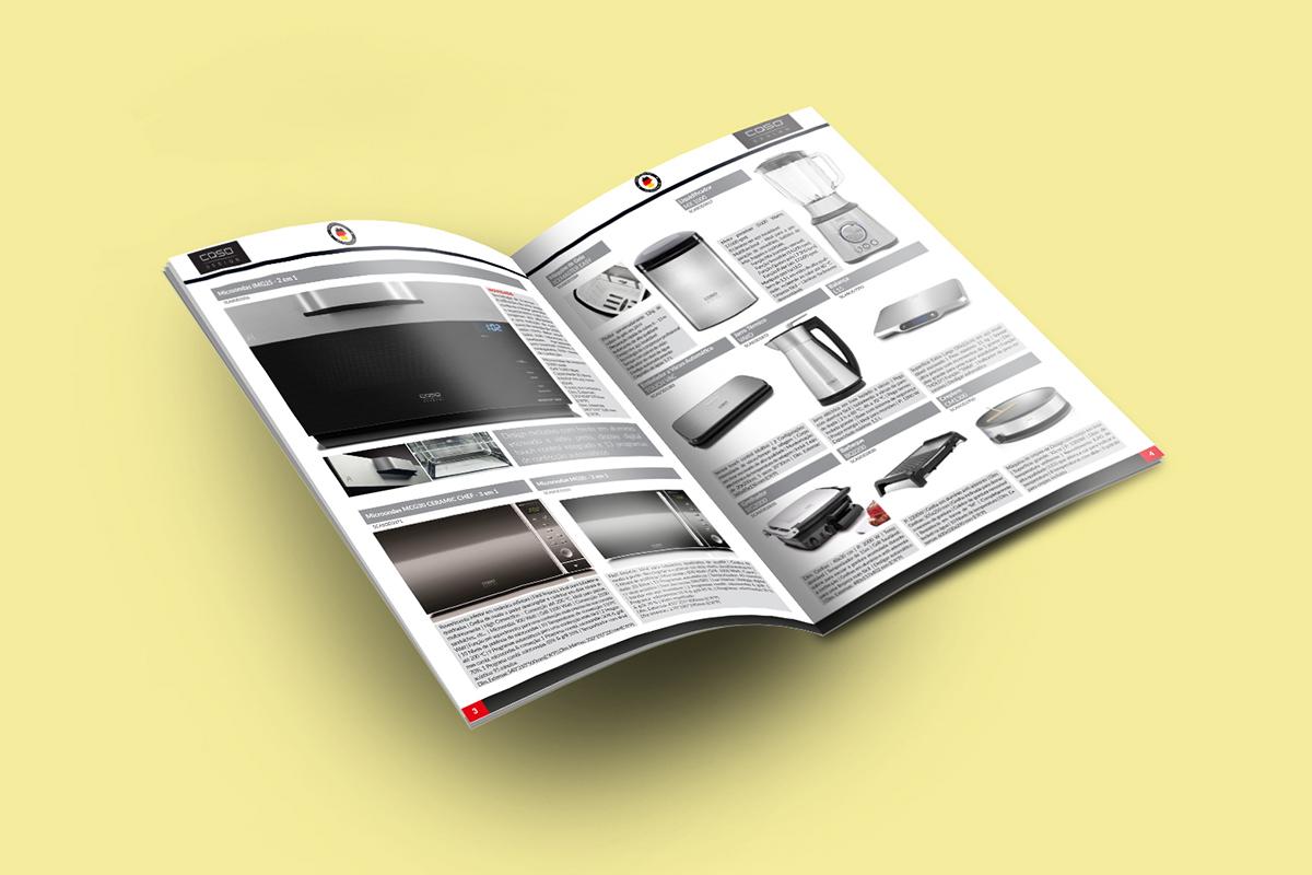 Catálogo CASO