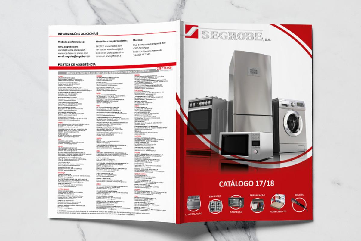 Catálogo Segrobe 2017