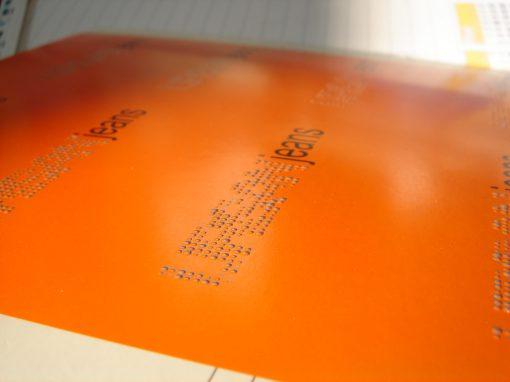 Verniz UV Estruturado